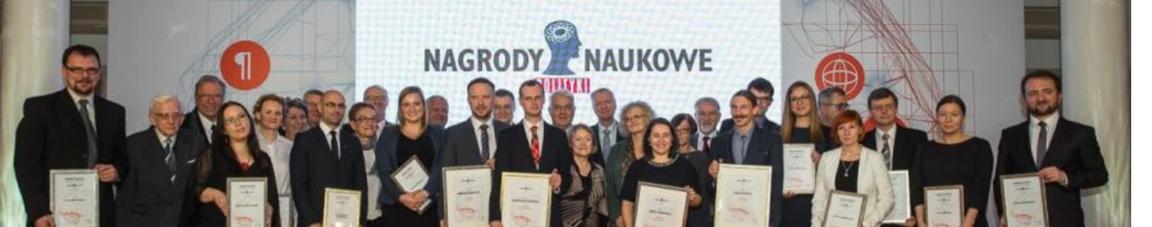 Dr Katarzyna Sekścińska wśród finalistów Nagród Naukowych POLITYKI 2016