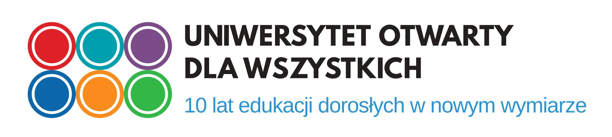 10-lecie Uniwersytetu Otwartego UW