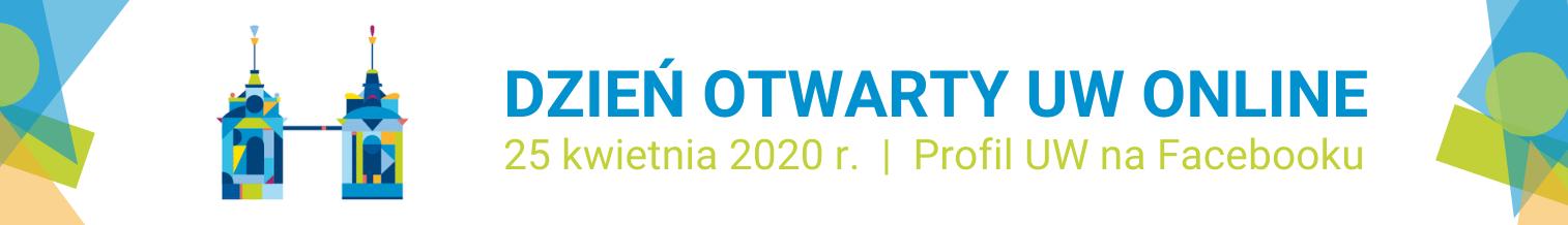 Dzień Otwarty UW 2020